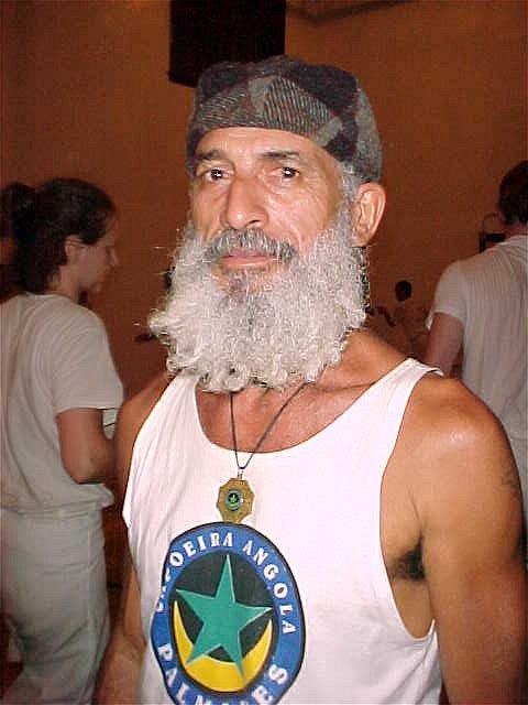 Populares O Bom Capoeira é feito de fundamentos : Mestres Lendários QB01