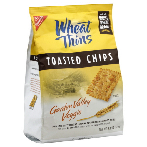 Wheat Thins Recipe — Dishmaps