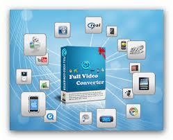 تحميل برنامج Full Video Converter 10.3.9 لتحويل جميع صيغ الفيديو
