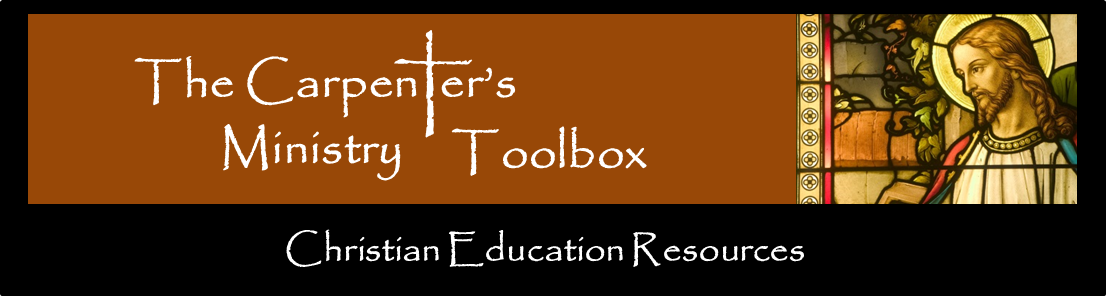 The Carpenter's Ministry Toolbox