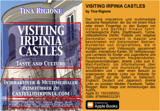 Visiting Irpinia Castles, in Tedesco