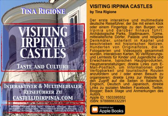 Visiting Irpinia Castles, in Tedesco