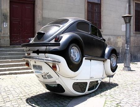 Volkswagen graciosos