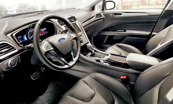 Ford Argentina presentó el nuevo Mondeo 2015