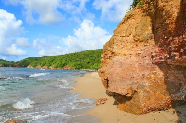 images plages Martinique - Anse Tartane