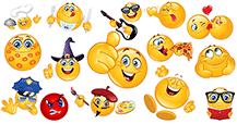 Free Facebook Chat Smileys