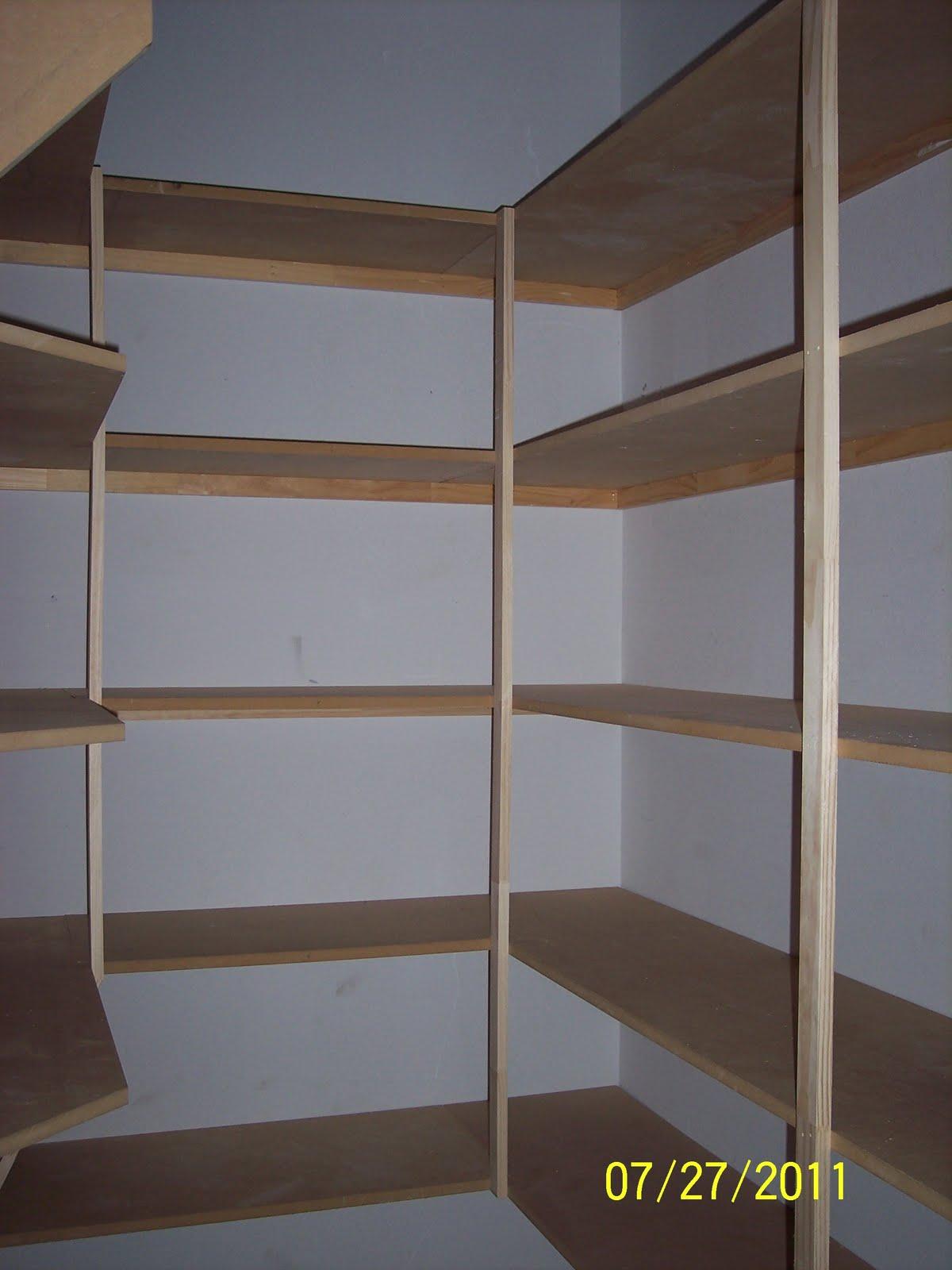 building pantry shelves pantry shelves design ideas pictures remodel ...