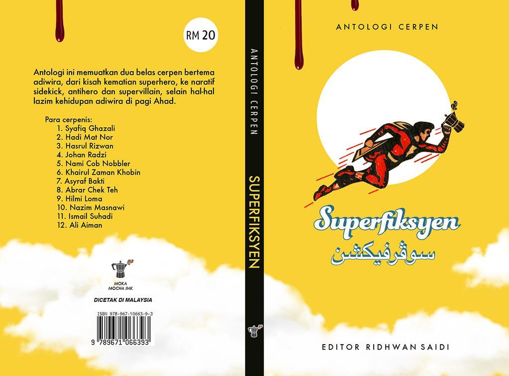 2015 Antologi Superfiksyen [Moka Mocha Ink]