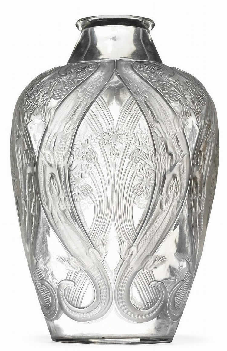 Cosas bellas pretty things by pachi el arte en cristal y for Lalique vase