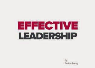 ppt effective leadership