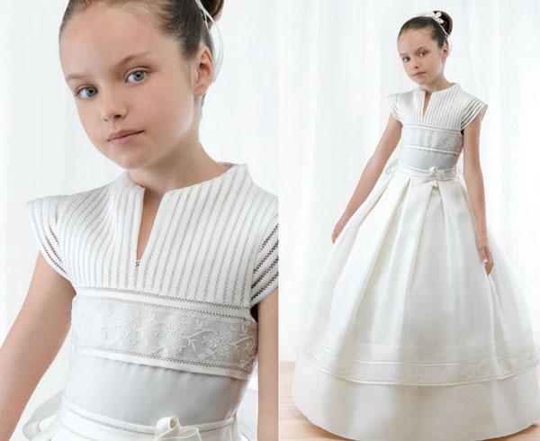 Vestidos de primera comunion gerat