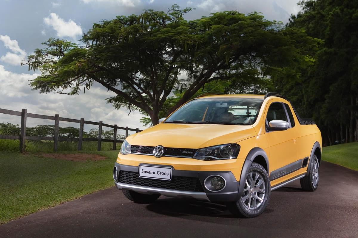 Volkswagen Saveiro teve 2014 como um registro de unidades mais vendidas