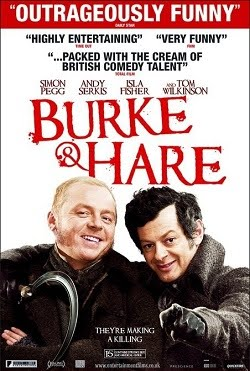 Burke And Hare + Legenda