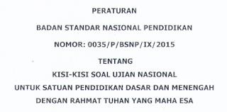 Kisi kisi UN Ujian Nasional 2016. Kisi Kisi Soal UN SMP, Kisi kisi UN SMA SMK      BAHASA INDONESIA SMP/MTs     BAHASA INGGRIS SMP/MTs     MATEMATIKA SMP/MTs     ILMU PENGETAHUAN ALAM SMP/MTs  BAHASA INDONESIA SMA/MA (PROGRAM BAHASA)  BAHASA INDONESIA SMA/MA (PROGRAM IPA/IPS)  SASTRA INDONESIA SMA/MA (PROGRAM BAHASA)  BAHASA INGGRIS SMA/MA (PROGRAM IPA/IPS/BAHASA/KEAGAMAAN)  BAHASA ARAB SMA/MA (PROGRAM BAHASA)   BAHASA JEPANG SMA/MA (PROGRAM BAHASA)  BAHASA JERMAN SMA/MA (PROGRAM BAHASA)  BAHASA PRANCIS SMA/MA (PROGRAM BAHASA)  BAHASA MANDARIN SMA/MA (PROGRAM BAHASA)  MATEMATIKA SMA/MA (PROGRAM IPA)  MATEMATIKA SMA/MA (PROGRAM IPS/KEAGAMAAN)  MATEMATIKA SMA/MA (PROGRAM BAHASA)  FISIKA SMA/MA (PROGRAM IPA)  KIMIA SMA/MA (PROGRAM IPA)  BIOLOGI SMA/MA (PROGRAM IPA)  EKONOMI SMA/MA (PROGRAM IPS)  SOSIOLOGI SMA/MA (PROGRAM IPS)  GEOGRAFI SMA/MA (PROGRAM IPS)  ANTROPOLOGI SMA/MA  TAFSIR MA (PROGRAM KEAGAMAAN)  HADIST MA (PROGRAM KEAGAMAAN)  FIKIH MA (PROGRAM KEAGAMAAN)  D. KISI-KISI soal UJIAN NASIONAL SMK  BAHASA INDONESIA SMK  BAHASA INGGRIS SMK  MATEMATIKA SMK (KELOMPOK TEKNOLOGI, KESEHATAN, DAN PERTANIAN)  MATEMATIKA SMK (KELOMPOK AKUNTANSI DAN PEMASARAN)  MATEMATIKA SMK (KELOMPOK PARIWISATA, SENI, DAN KERAJINAN, TEKNOLOGI KERUMAHTANGGAAN, PEKERJAAN SOSIAL, DAN ADM. PERKANTORAN)