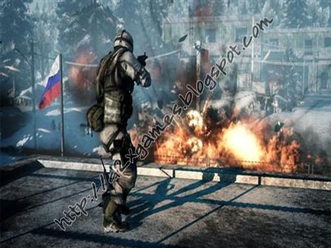 Free Download Games - Battlefield Bad Company 2