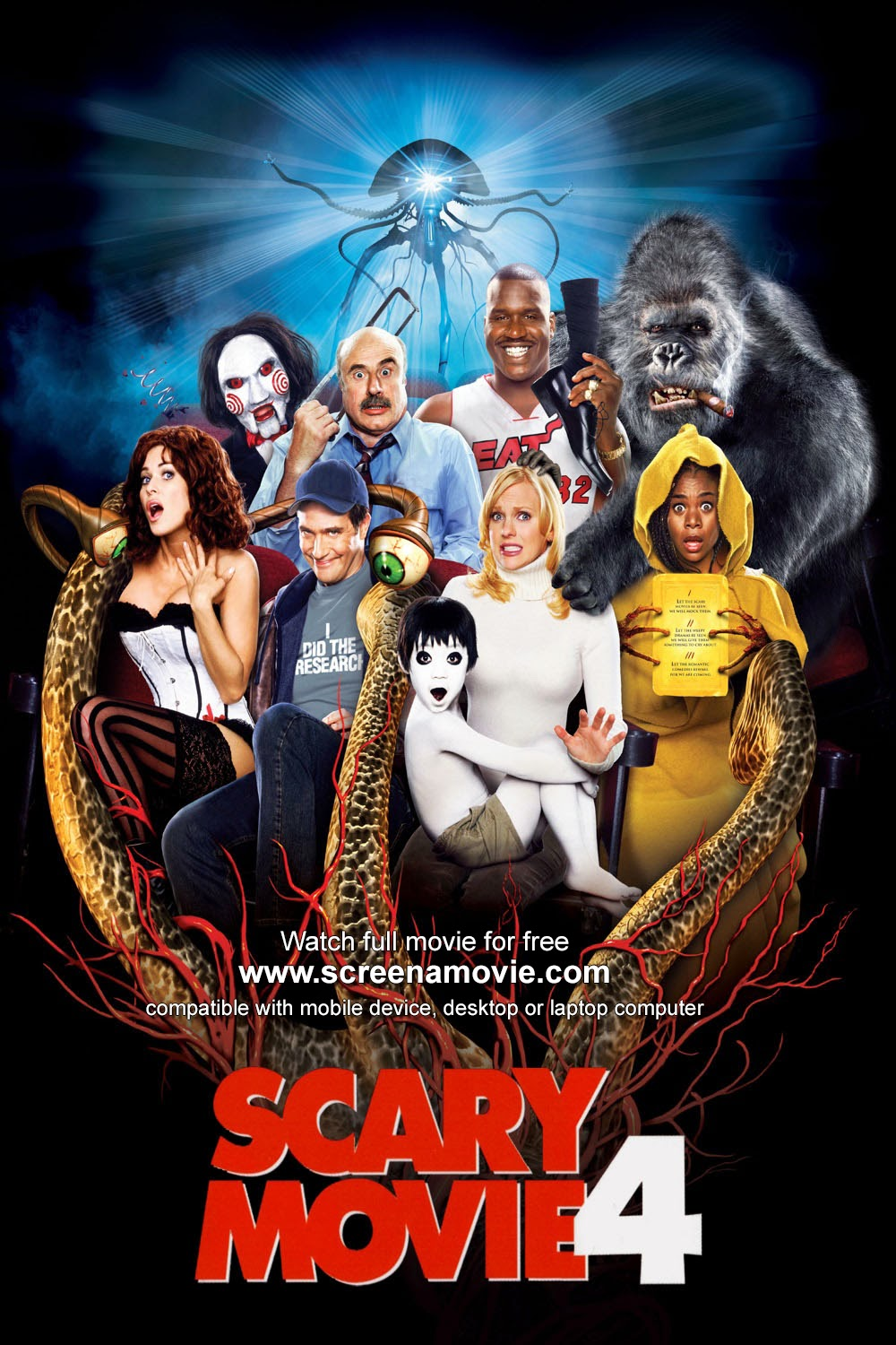 Scary Movie 4_@screenamovie