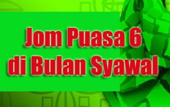 Fadilat Puasa Enam Syawal