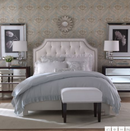 fantasizing about interior design emylou  Headboard designs. Pier 1 Headboards   wowicu net