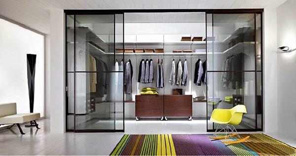 una zona de paso los vestidores son en definitiva muy prcticos ya que todos ellos cumplen de lujo su funcin tener la ropa bien guardada y ordenada - Vestidores De Lujo