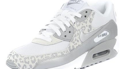 Nike Air Max Leopardenmuster