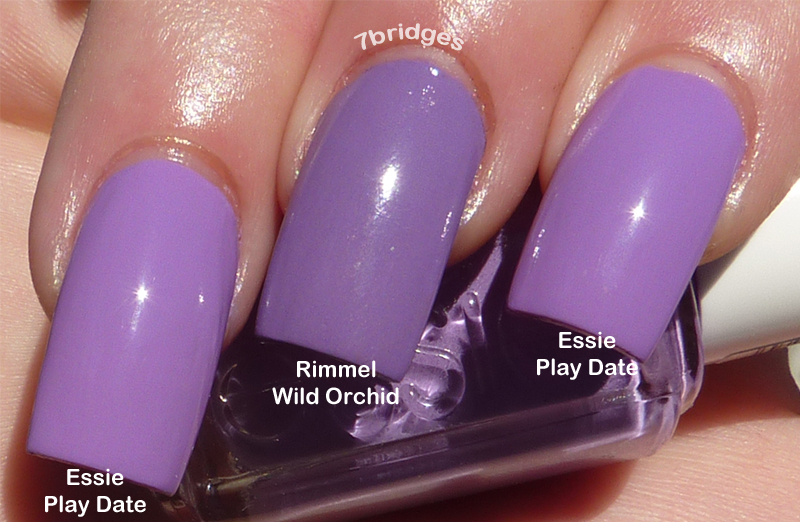 Essie Play Date For the love of color: essie play date comparison ...