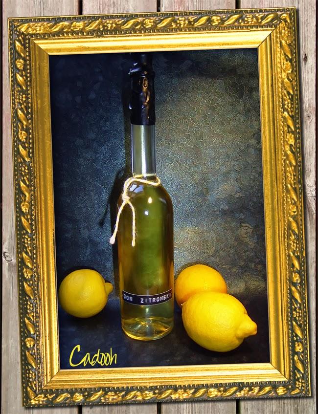 Zitronenöl und der Don Zitronski