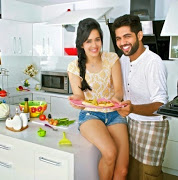 Classic Kitchen Photo Shoot For Cinema Spice Magazine