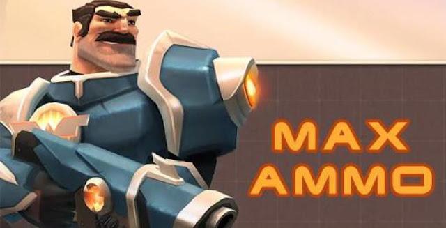 Max Ammo v1.6.30 Apk + Datos SD Mod [Dinero ilimitado]