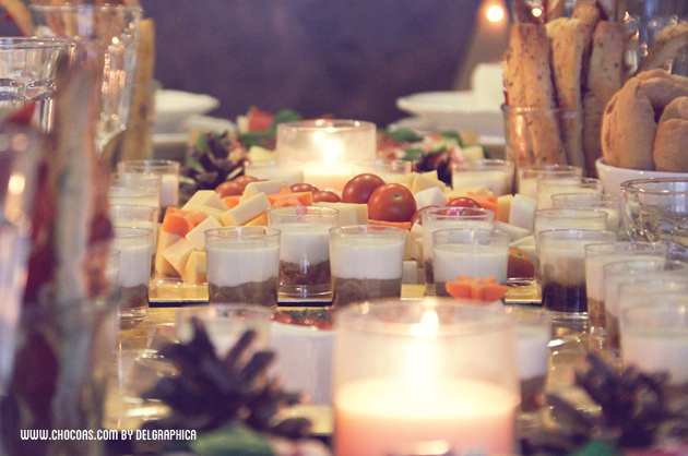 ideas aperitivo navidad