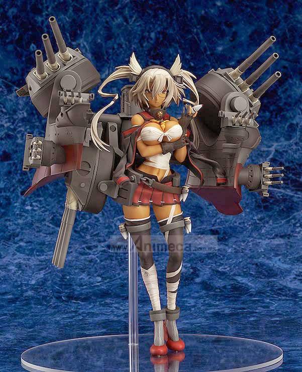 MUSASHI Heavy Armament Ver. Edición Limitada FIGURE KanColle Good Smile Company