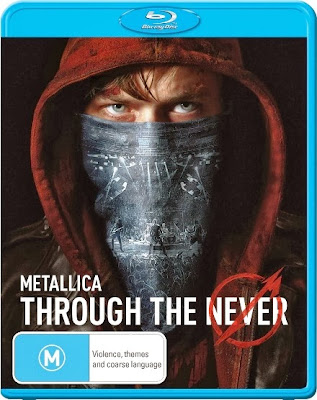 Metallica Through The Never (2013) m1080p BDRip 3.8GB mkv AC3 5.1 ch subs español