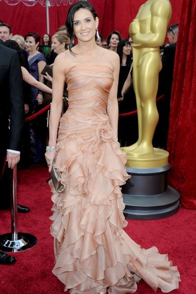 Demi Moore cambia de estilista