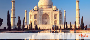 Taj Mahal  ताज महल>mausoléu situado em Agra, uma cidade da Índia.
