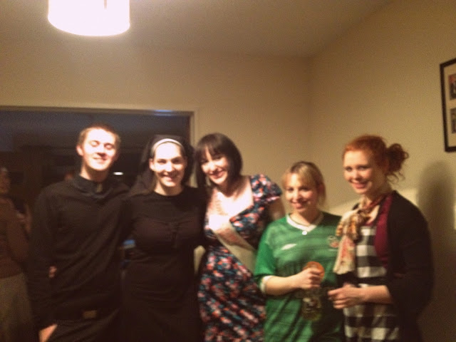 Father Ted Party