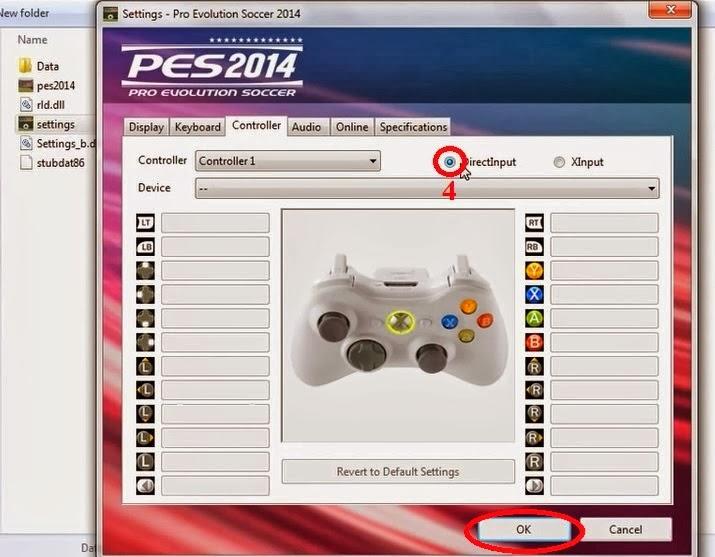 Cara Install PES 2014 Lengkap Dengan Gambar dan Crack