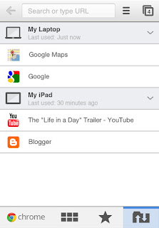google chrome ipad download