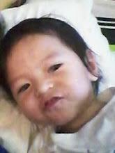 23 Months old Lil Irfan Ahmad