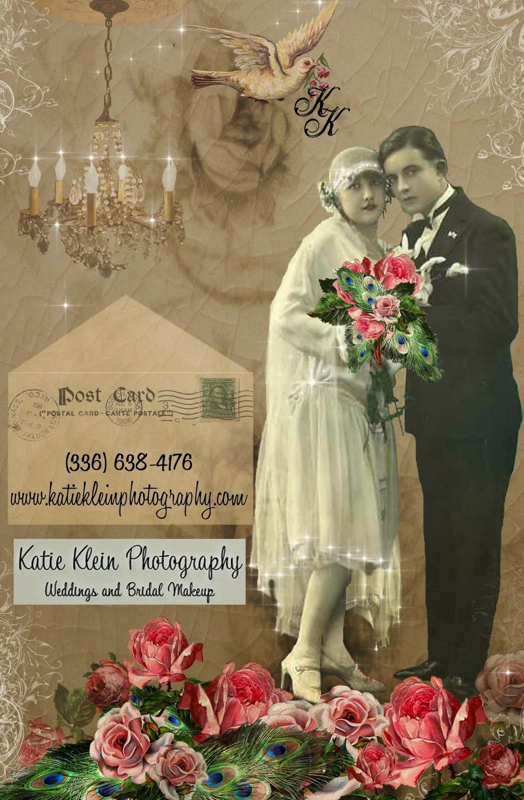 Katie Klein Magazine Ad