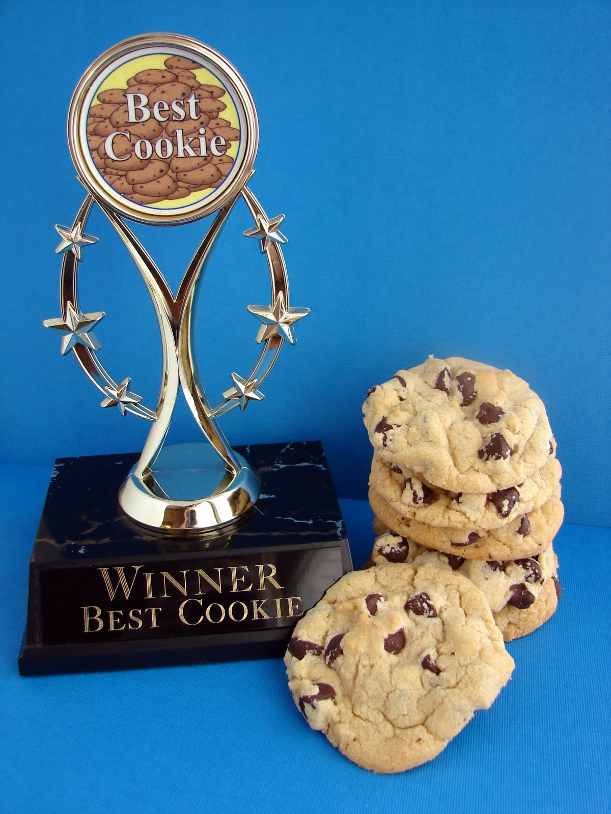 Award-Winning Cookies and Awards