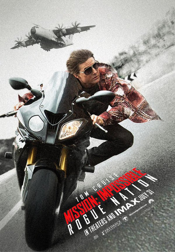 Mission- Impossible 5 Rogue Nation