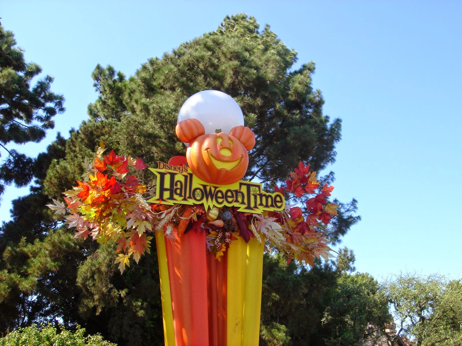 Mama Sparkles: A Disney Halloween (plus Five Ways To Stay Cool at ...