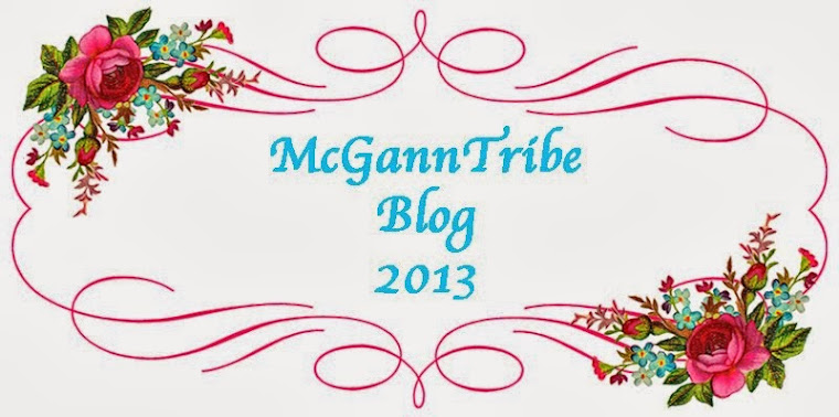McGannTribe Blog
