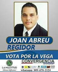 Joan Nuñez Abreu Regidor