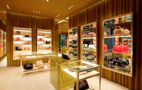 Miu Miu Boutique in Holt Renfrew