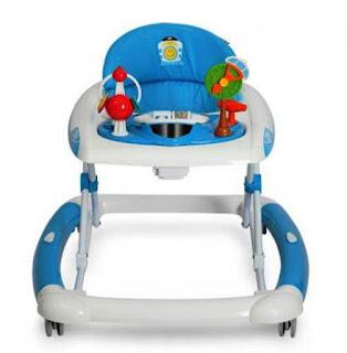 Gambar Alat Bantu bayi Belajar Jalan Baby Wallker