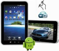 Buy Vox Powerhouse Android 4.0 Tablet with 1.2 Ghz CPU at Price Rs. 6,999