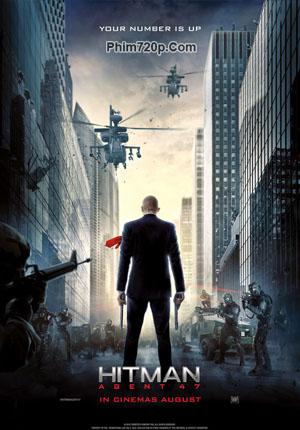 Hitman: Agent 47 2015 poster