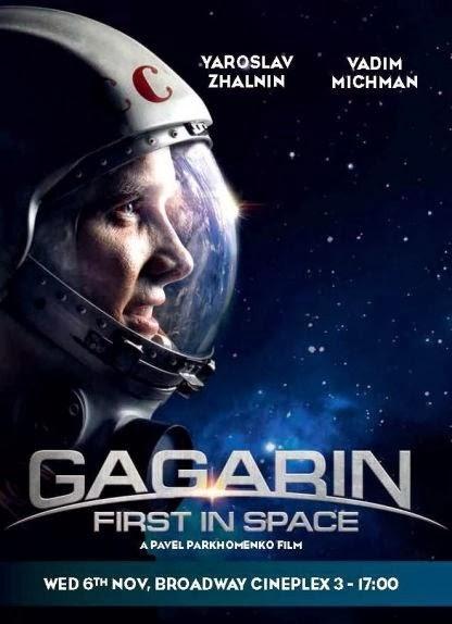 Gagarin: O Primeiro no Espaço – Legendado (2013)