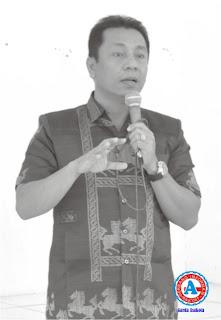 Wakil Walikota Bima Hadiri Acara Pisah Kenal Camat Asakota