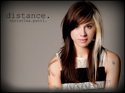 Christina Perri Distance